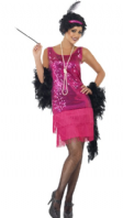 Funtime  Flapper Costume (22417)
